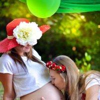Две сестры)) :: Марина