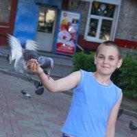 Птички :: Юлия Руденко