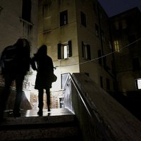 Ночная  Венеция :: Людмила Синицына
