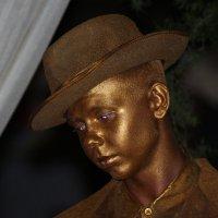 живые статуи :: иван