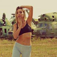 "Фото проект ""Авиатор"" :: @tormenta_lisa Gavrashenko"