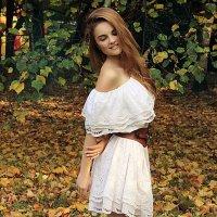 осень :: Виктория Евлашкина