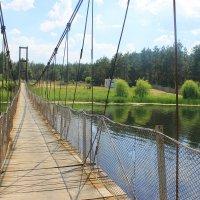Мосты — самое доброе изобретение человечества. Они всегда соединяют.  Алексей Иванов . :: Валентина ツ ღ✿ღ