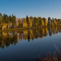 осень...река Зима :: Светлана