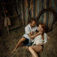 На сеновале (продолжение) :: Андрей Володин