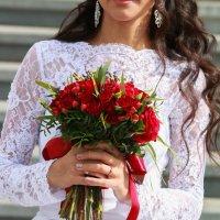 букет невесты :: Наташа Агафонова