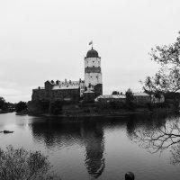 Замок Средневековья :: Лариса Лунёва