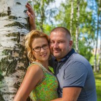 молодые, молодые родители аж 4 деток!!! :: Мария Корнилова