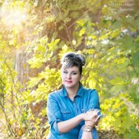 Осенние деньки :: Оксана Романова