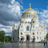 Морской собор в Кронштадте :: Сергей Анисимов