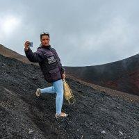 Селфи с вулканом :: Виктор Льготин