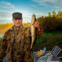 Портрет рыбака :: Андрей Кузнецов