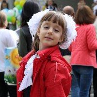 Маша идет в первый класс :: Sasha Teslin
