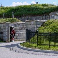 Вход в крепость Цитадель (г.Галифакс, Канада) :: Юрий Поляков