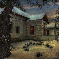 Зимний вечер.. :: Vlad Moscow