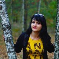В лесу. :: Алексей Ревук