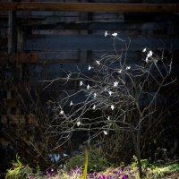 Композиция с искусственным деревом :: Алексей (АСкет) Степанов