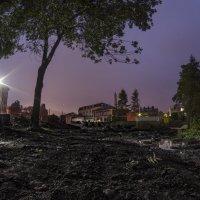 Ночь в селе ... :: Роман Шершнев