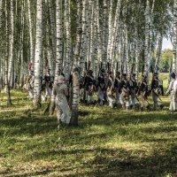 26 августа годовщина – 204 года со дня Бородинской битвы. Серия снимков посвящена этой дате. :: Борис Гольдберг
