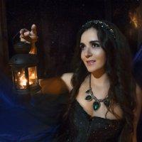 Night witch :: Фотостудия Объективность