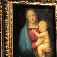 Рафаэль. Мадонна с младенцем.1504-1508 :: Маера Урусова