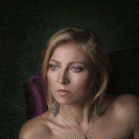 Портрет любимой :: Roman Sergeev