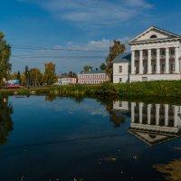 Главное управление Пермского имения Строгановых :: Валерий Симонов