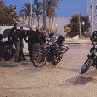 Моторизованная полиция. :: Alla