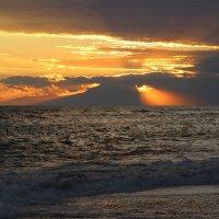 Закат и море... :: Дария Хаус
