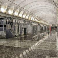 Достоевская. Московское метро. :: Larisa