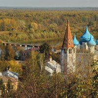 Город Гороховец :: Валерий Толмачев