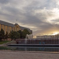 Площадь независимости в Ташкенте. :: Татьяна