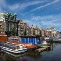 Набережная Амстердама! :: Witalij Loewin