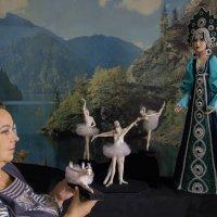 Сестра моя - кукольных дел мастерица :: Владимир Максимов