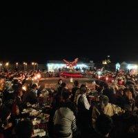 Ночной концерт в  пустыне :: Виталий  Селиванов