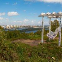 Вид на Малышевские Гривы :: Роман Царев