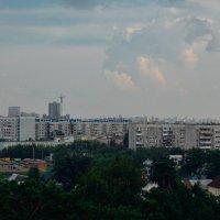 Город с высоты :: Света Кондрашова