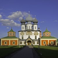 Успенский собор 1505 - 1515 гг. :: Рамиль Хамзин