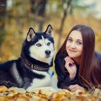 Екатерина и Рич :: Аннета /Анна/ Шу