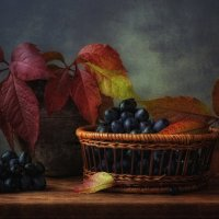 с виноградом... :: Natali-C C