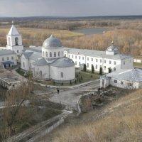 Дивногорье. Свято-Успенский мужской монастырь. :: Андрей