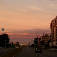 вечерний город 1 :: Александр Прокудин