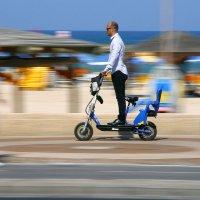 в Тель-Авиве ... :: Ефим Журбин