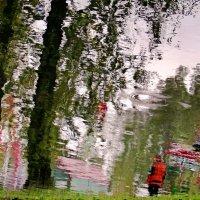 Осень, дождь... :: Ирина Румянцева