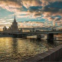 Московская осень  #4 :: Владимир Елкин