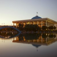 Олий Мажлис.(Верховный совет)Ташкент. :: Татьяна