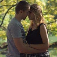Летняя романтика :: Полина Алатырева