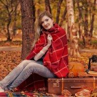 Осеняя пора! :: Inna Sherstobitova