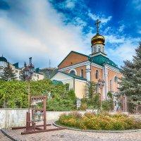 Церковь Пятигорского собора :: Николай Николенко