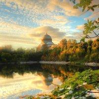 Осень в городе :: Сергей Григорьев